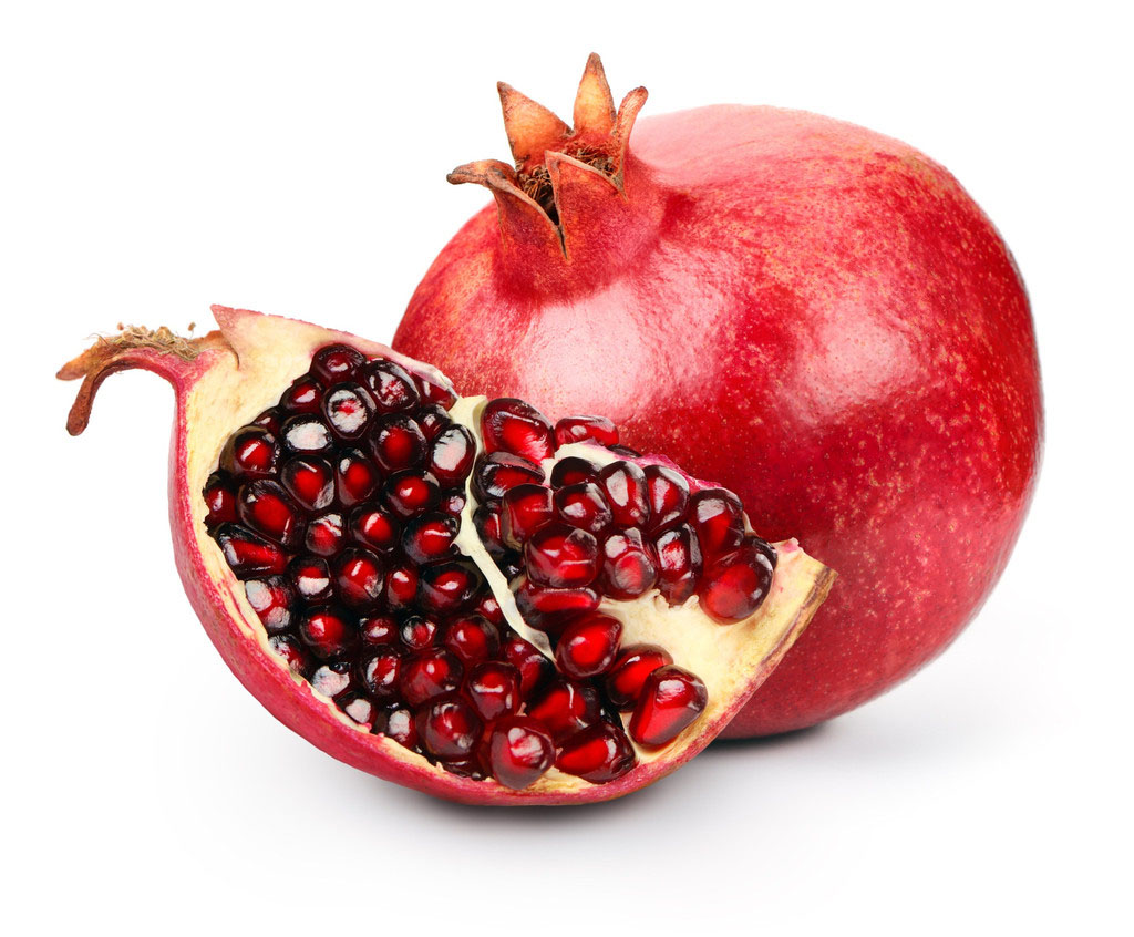 Pomegranate Results Encouraging