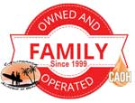 Family owned business since 1999