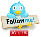 Follow CAOH® on Twitter