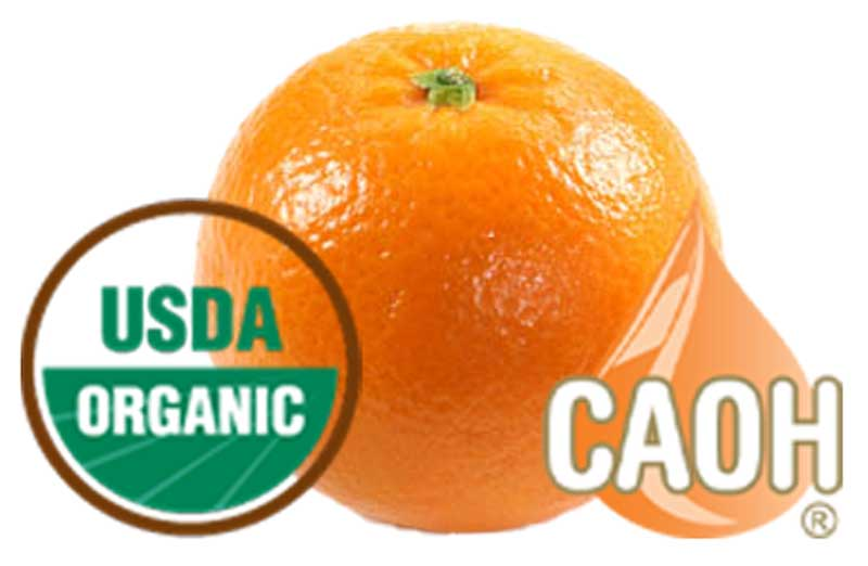 Organic Orange Oil by CAOH.com