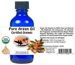 Pure Organic Argan Oil 2 oz