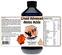 Wholesale Liquid Amino Acids<br>12 Minimum
