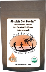 Absolute Goji Powder