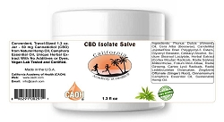 CBD Isolate Salve