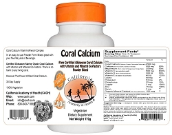 Coral Calcium Powder 2500 mg