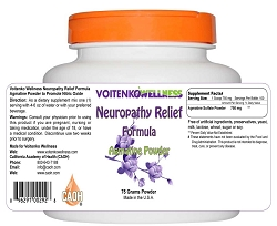 Neuropathy Relief Formula 75 grams