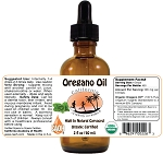 Oregano Oil 2 oz Organic