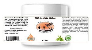 CBD Isolate Salve by CAOH