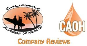 California Academy of Health CAOH REVIEWS