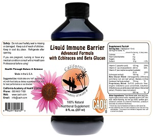 Liquid Immune Barrier 8 oz