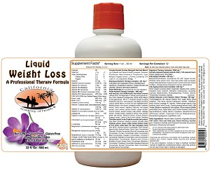 Liquid Weight Loss Professional Therapy Formula