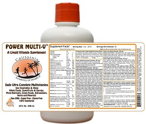 Liquid Power Multi Vitamin