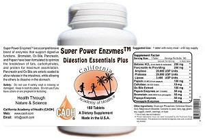 Super Power Enzymes